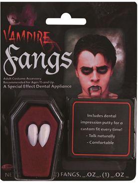 Adult Dracula Fang Caps