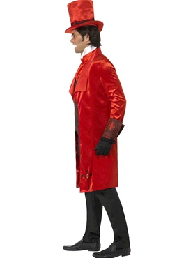 Dracula Groom Costume