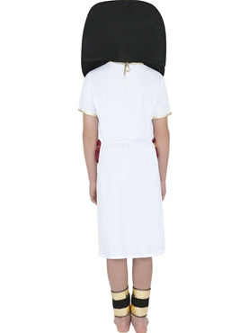 Child Egyptian Boy Costume - Side View