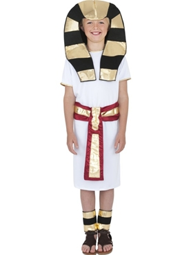 Child Egyptian Boy Costume