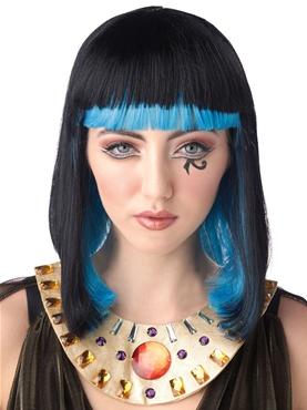 Egyptian Sapphire Wig