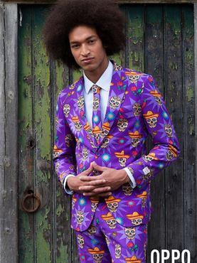 Adult El Muerto Oppo Suit
