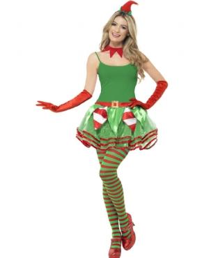 Elf Instant Kit Couples Costume