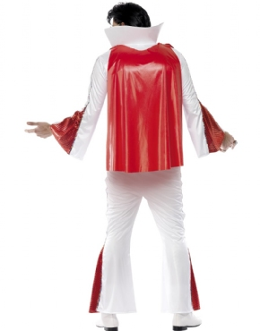 Adult Elvis Costume - Side View