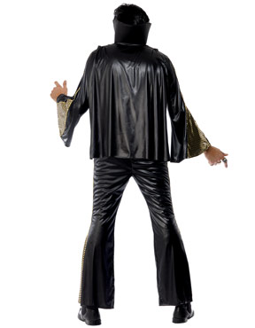 Adult Elvis Costume - Back View