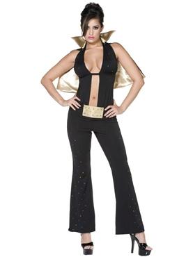 Adult Elvis Fever Las Vegas Costume
