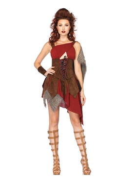 Adult Deadly Huntress Costume