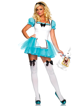 Adult Enchanted Alice Costume Thumbnail