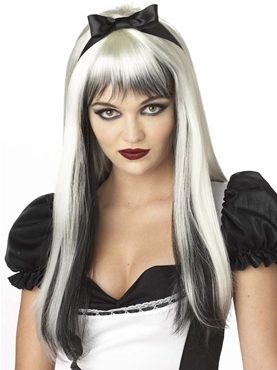Adult Dark Alice Enchanted Tresses Wig