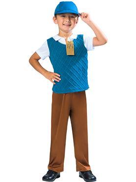 Evacuee Boy Costume