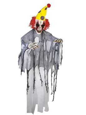 Evil Clown Foam Prop