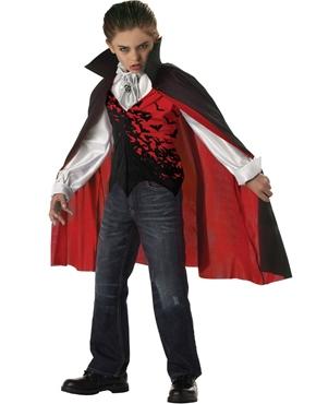 Child Prince of Darkness Costume