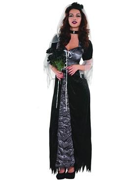 Evil Maiden Costume