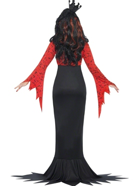 Adult Evil Queen Costume - Side View