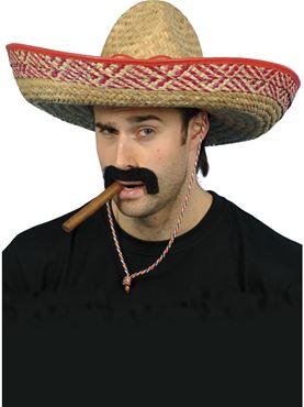 Extra Large Coloured Sombrero