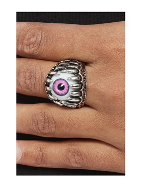 Eyeball Ring - Back View