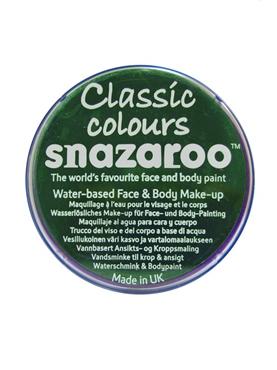 Snazaroo Dark Green Face & Body Paint