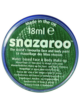 Snazaroo Grass Green Face & Body Paint