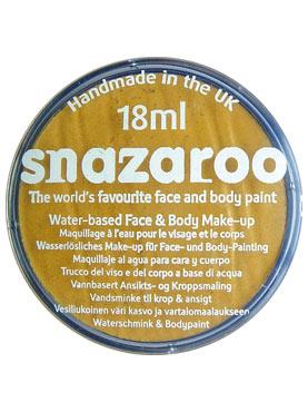 Snazaroo Metallic Gold Face & Body Paint
