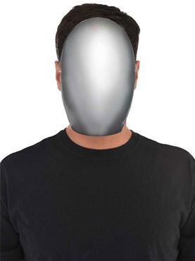 Faceless Silver Mask