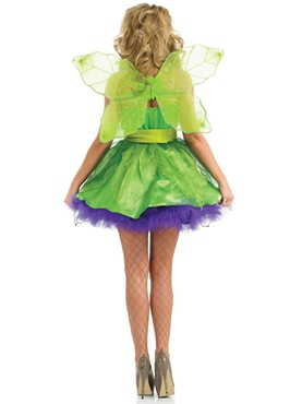 Adult Fairy Nymph Costume - Side View