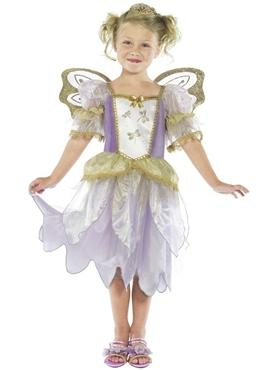 Child Fairy Princess Costume