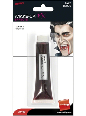 Fake Blood Make Up Tube