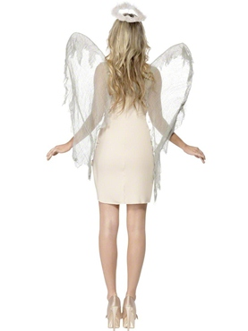 Adult Fallen Angel Costume - Side View