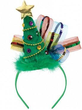 Fashion Christmas Tree Headband