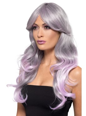 Fashion Ombre Heat Resistant Wig