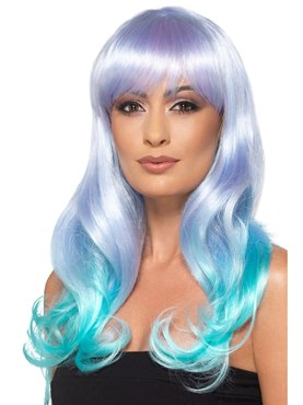 Fashion Unicorn Heat Resistant Wig