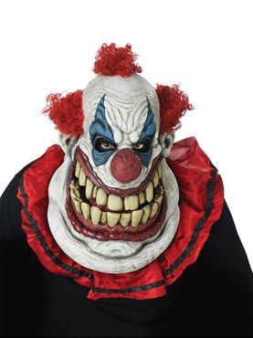 Fatty McClown Face Mask