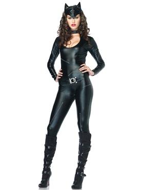 Adult Feline Femme Fatale Costume