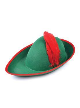 Felt Robin Hood Hat