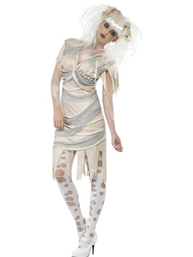 Adult Mummy Ladies Costume