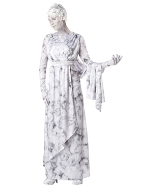 Female Venetian Statue Costume