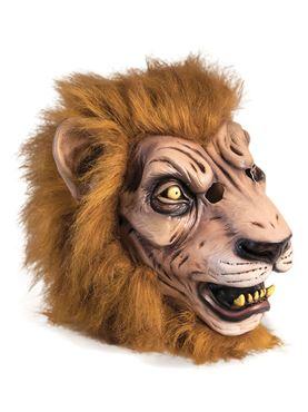Ferocious Lion Mask