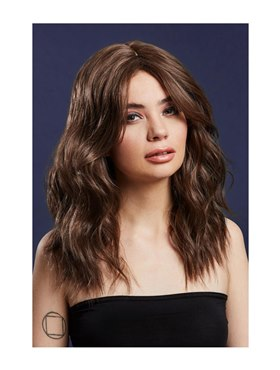 Fever Ashley Wig Two Toned Blend Brown
