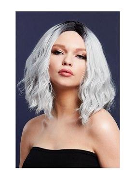 Fever Cara Wig Ice Silver