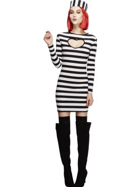 Adult Fever Convicts Costume