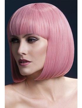 Fever Elise Wig Pink Pastel