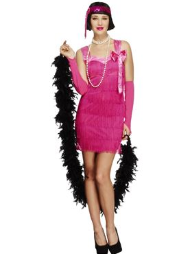 Adult Fever Flapper Hotty Costume
