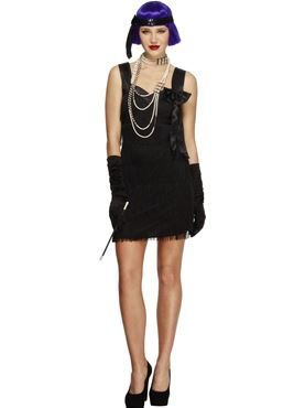Adult Fever Foxy Flapper Costume