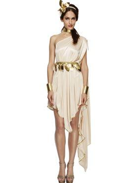 Adult Fever Goddess Costume