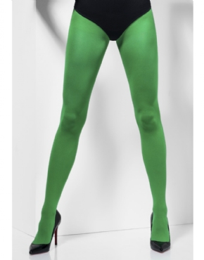 Fever Green Opaque Tights