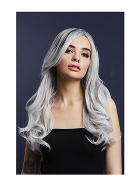 Fever Khloe Wig True Blend Ice Silver