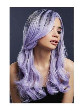 Fever Khloe Wig True Blend Lilac