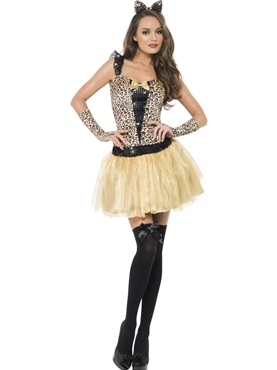 Adult Fever Kitten Gleam Costume