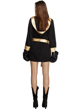 Adult Fever Knockout Costume - Side View