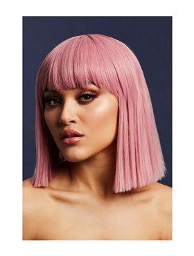 Fever Lola Wig Ash Pink